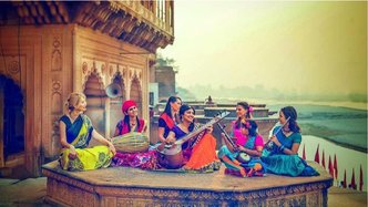 Kirtan Phenomenon Gaura Mani Reaches 30 Million People a Week