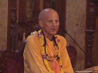 Surrender by HH Kavicandra Swami