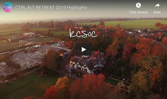 VIDEO - 200 University Students at KCSOC Retreat at Bhaktivedanta Manor