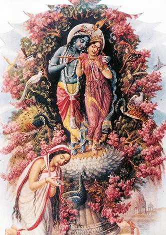 Unfolding the mystery of bhakti-yoga by  His Divine Grace A.C.B. Swami Prabhupada