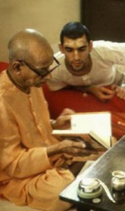 His only goal was to infect as many people as possible with love of Krsna
