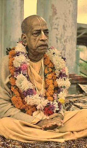 Was Srila Prabhupada intimidated with electronics?