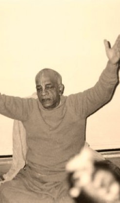 Srila Prabhupada Memories – First Time Seeing Srila Prabhupada