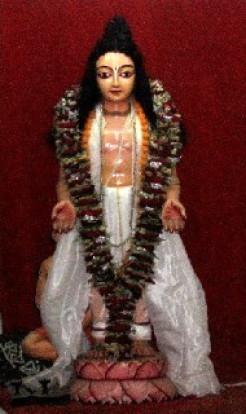 Srila Virabhadra Prabhu – Appearance