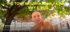 The Nrsimha Maha Yajna – May 5, 2020