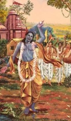 Sri Rasikananda deva Goswami – Appearance