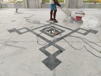 Chatri Floor Progress