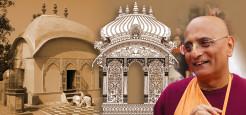 H.H. Bhakti Charu Maharaja Samadhi Construction to Commence