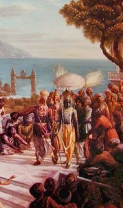 Vedic Traditions in the Native American Customs