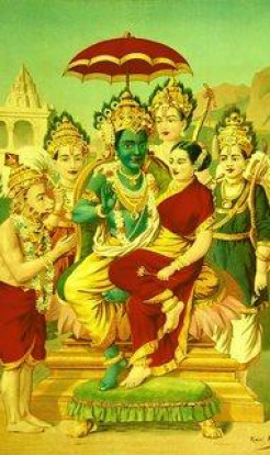 The Power of the Ramayana (video)