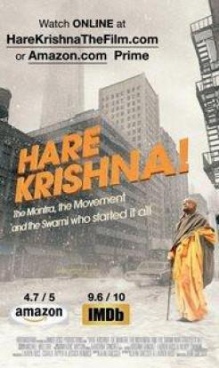 HARE KRISHNA! Movie Flyers & Reviews