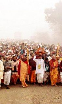 2020 ISKCON's Annual Vraj Mandal Parikrama will not be commenced