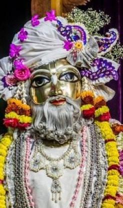 Sri Advaita Acarya and Shantipur Yatra