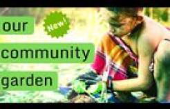 VIDEO: A New Life Is Coming! Gauranga Garden in Mayapur