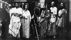 Hare Krishna Returns to Abbey Road Studios