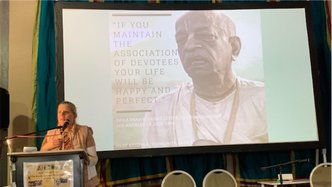 ISKCON Australia's First Community Services Conference