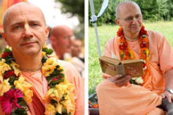 Guru and GBC Bhakti Bhusana Swami Hospitalized With Encephalitis