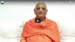 TOVP Pujari Floor Grand Opening, February 13 – H.H. Bhakti Caru Maharaja Speaks Out
