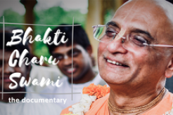 On His 75th Birthday, A Documentary Project Launched to Honor Bhakti Charu Swami