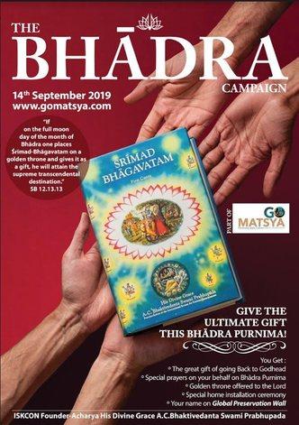Take advantage of the Bhadra Moon!