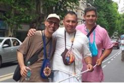 The Argentine Vaishnava Community Mourns the Tragic Passing of Policeman Bhakta Pablo