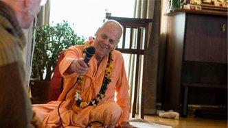 Bhakti Sharan Shanta Swami Passes Away