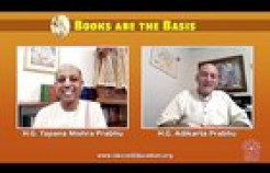VIDEO: Books are the Basis - Tapan Mishra Das Interviews Adikarta Das