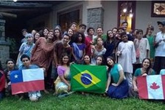 Brazil's Radha Krishna Camp to Immerse Youth in Spiritual Fun