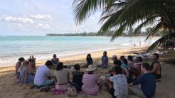 ISKCON Youth Help Put On Four Caribbean Ratha Yatras