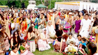 ISKCON Chile Conducts Its First National Census