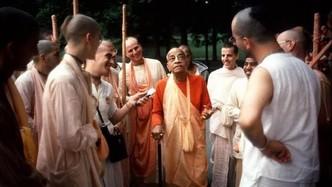 Improving Classes by HG Krishna Dharma das