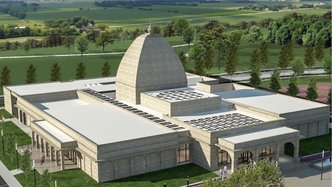 Construction Drawings Begin For Major New Columbus Temple