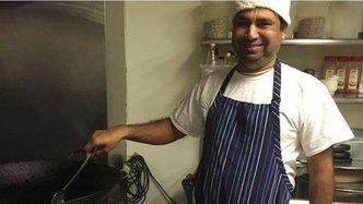 Beloved Cook of ISKCON Chicago, Visvakarma Das, Departs