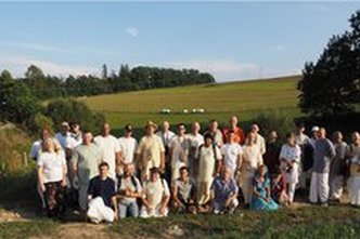 European Farm Conference 2019, Krishna Dvur Farm, Czech Republic