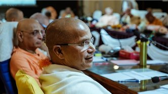 Deity Worship and Cow Protection: GBC Discusses How to Improve Standards in March 10th Meeting