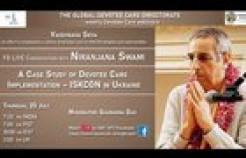VIDEO: Devotee Care Implementation - ISKCON Ukraine with Niranjana Swami