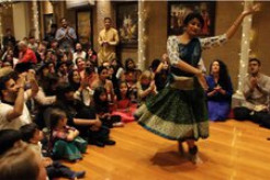CBSN New York Covers Diwali at The Bhakti Center