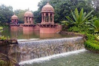 Govardhan Eco Village Creates Vrindavan Biodiversity Park