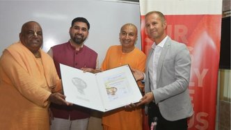 Govardhan Ecovillage Wins National Energy Globe Award