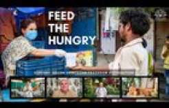 VIDEO: Feed the Hungry in Vrindavan