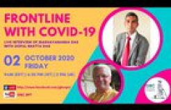 VIDEO: Frontline with COVID-19 - With Bhaktivedanta Hospital Director Dr Madhavanada Das