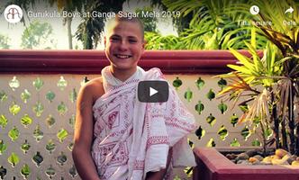 VIDEO - Mayapur Gurukula Boys at Ganga Sagar Mela 2019