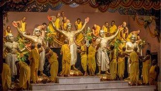 Krishna Days Facebook Page Keeps Fans Up-to-Date on Vaishnava Festivals