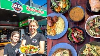 Australia's Gold Coast: A Goldmine of Hare Krishna Restaurants