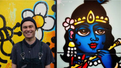 Devotee Graffiti Artist Brings Positive Influence to Youths' Lives