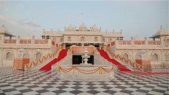 Gorgeous New Temple Opens in Rajkot, Gujarat