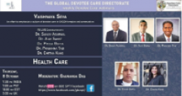 Devotee Health Care-Live Panel Discussion with the leading Doctors