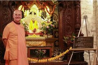 Prabhupada's Palace Added to National Register of Historic Places