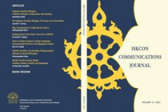 ISKCON Communications Journal Returns to Cover Important Issues After 15-Year Hiatus
