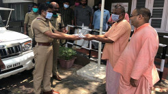 ISKCON India Distributes Over 1 Million Plates of Prasad During COVID-19 Lockdown